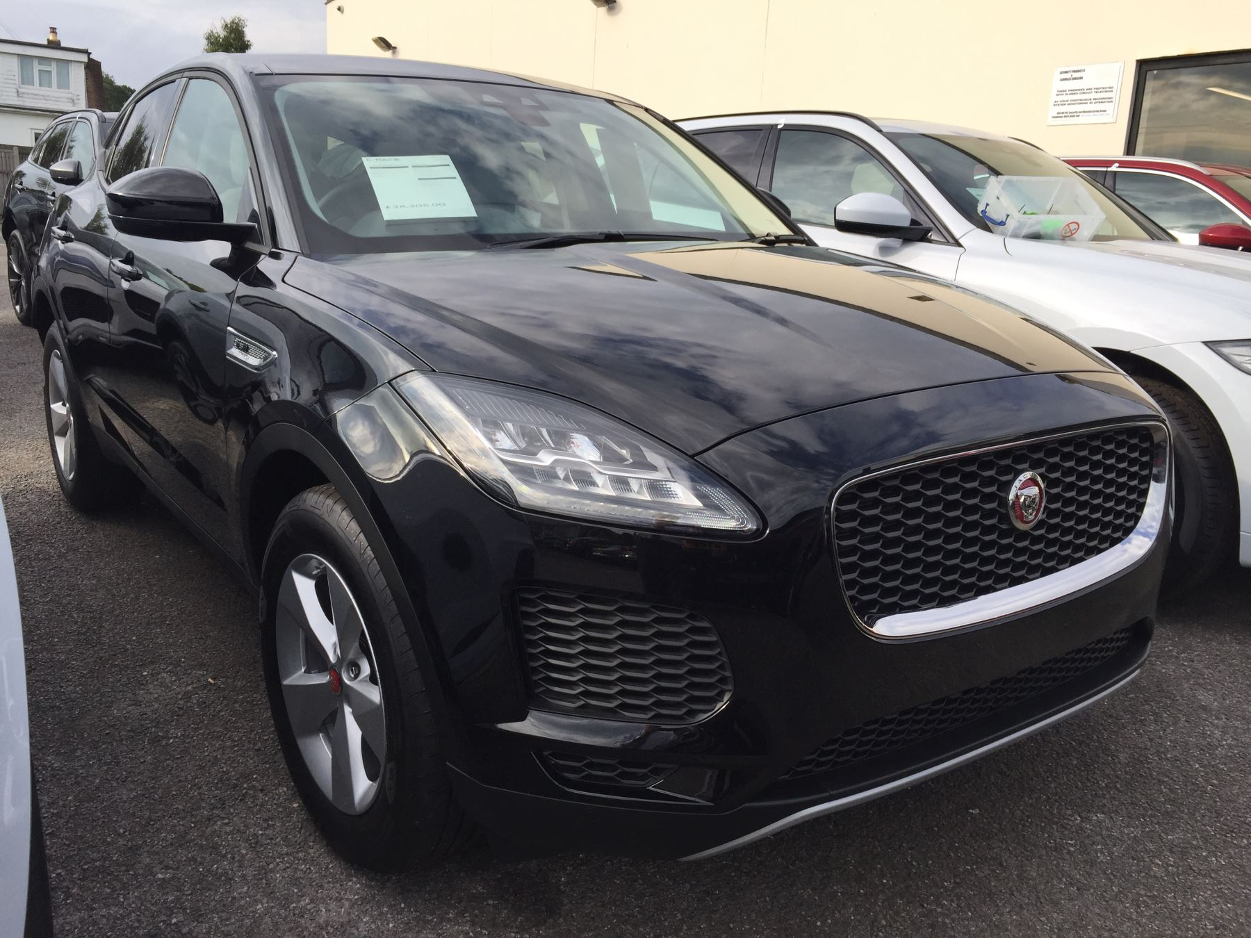 Jaguar E-PACE 2.0d S 2,000 TOTAL DEPOSIT CONTRIBUTION Diesel Automatic 5 door Estate (2020)